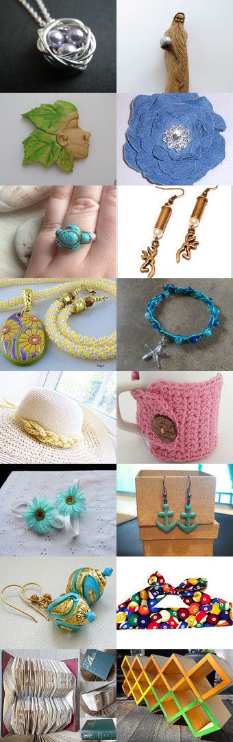 Tempt team tribute treasury  by Diana Campbell-Jones on Etsy--Pinned with TreasuryPin.com