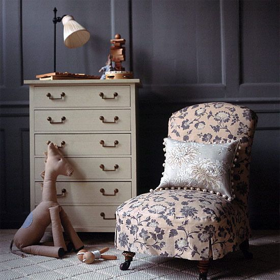 Classic children's furniture by @housetohome (http://www.housetohome.co.uk/childrens-room/picture/classic-childrens-furniture)