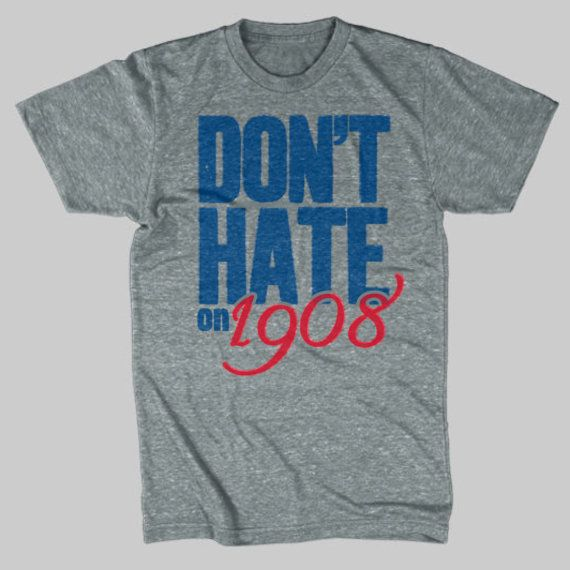 Vintage+Chicago+Cubs+TShirt+Heather+Gray+by+chitownclothing,+$19.99