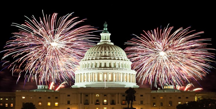 white house fireworks   Fireworks at great places.   Pinterest