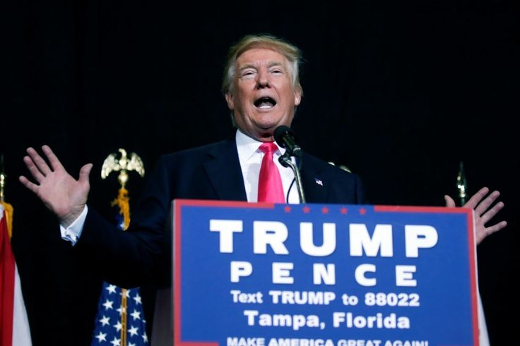 Here's how Trump got the AP story on Clinton Foundation donors all wrong