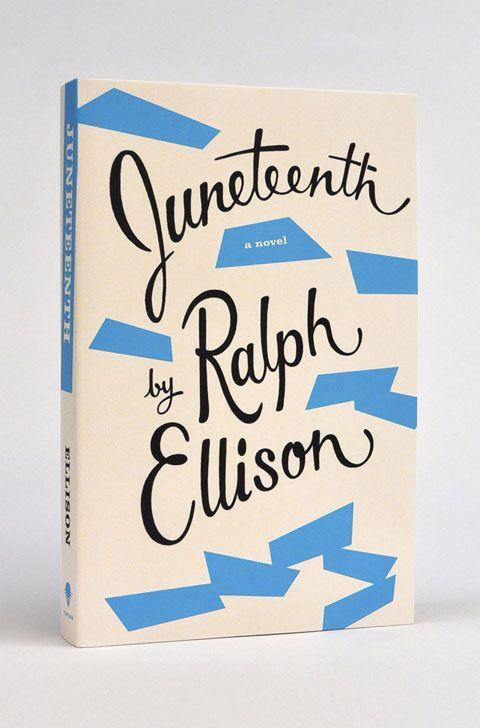 Ralph Ellison Book Series | Designer: Cardon Webb