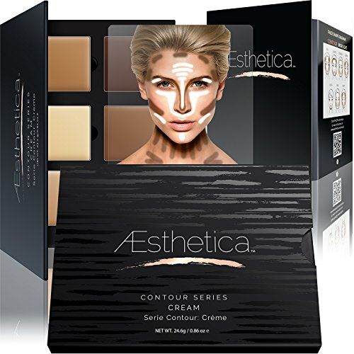 The Aesthetica Cosmetics Contour kit includes easy-to-follow, step-by-step instructions. You can now become your own professional makeup artist, even if you have never tried contouring before. Within the instruction booklet, there are many helpful tips, including a face shape diagram, that show you where to properly apply the contour and highlight, as it pertains to your facial shape.
