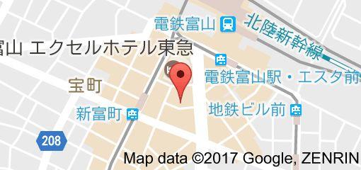 艶次郎の地図