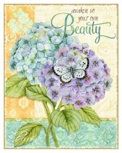 Despierta a tu propia belleza....