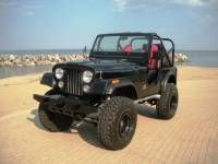 1980 Jeep CJ5 AMC 401 FUEL INJECTED