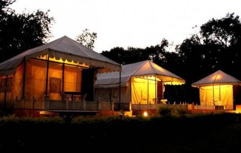 Resorts tent in Mumbai-1