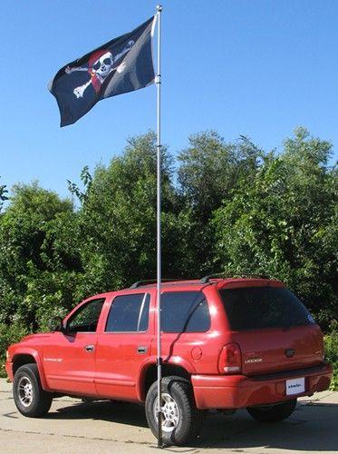 B D F D A A Ad Portable Flag Pole Flag Poles on Jeep Flag Pole Mount
