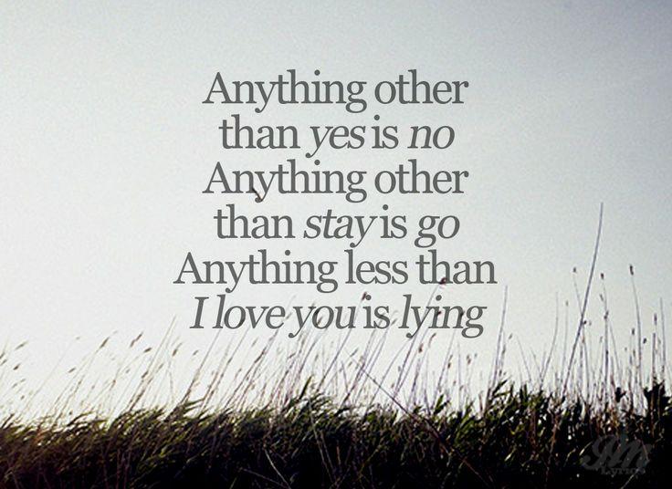 john mayer - friends, lovers or nothing lyrics (music)