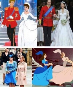 troublant, non ? #Royal #humour