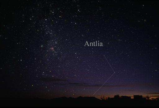 Constellation Antlia - Wikipedia, the free encyclopedia