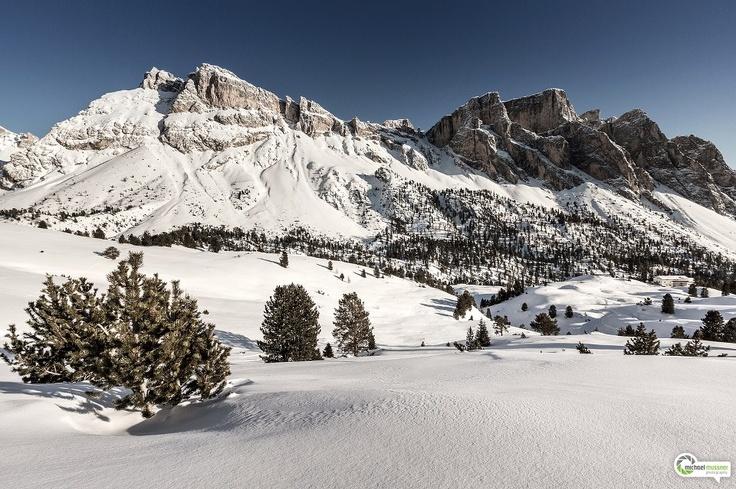 Val Gardena, Mont de Jela, Stevia, Rifugio Firenze - Regensburger Hütte