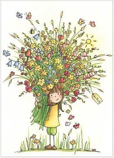 #auguri #buoncompleanno #illustrazioni