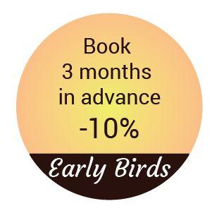 early birds promo