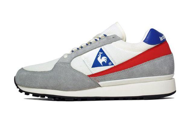 best website 1600d 7e38c ... Nothedrifter Sneaker  le coq sportif Eclat 89 MarshmallowSodalite Blue  ...