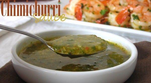 Sauce chimichurri Chimichurri est une sauce vinaigrette utilisée pour la viande grillée, elle est...