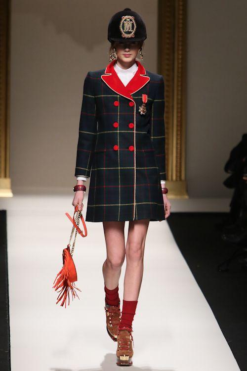 モスキーノ(MOSCHINO)2013-14年秋冬コレクション Gallery10 - ファッションプレス