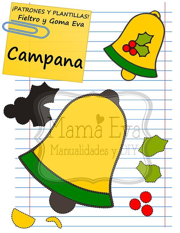 Plantilla patron alimentos bebidas goma eva fieltro molde - Plantillas goma eva ...