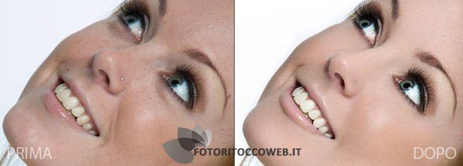 Ritocco viso - Fotoritoccoweb.it - Servizio di fotoritocco immagini, immobili, prodotti e gioielli a partire da € 1,99
