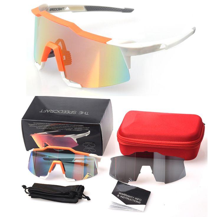Kupo thương hiệu 100% speedcraft kính mát đi xe đạp bicicleta gafas ciclismo phân cực kính xe đạp thể thao ngoài trời goggle 7 màu sắc