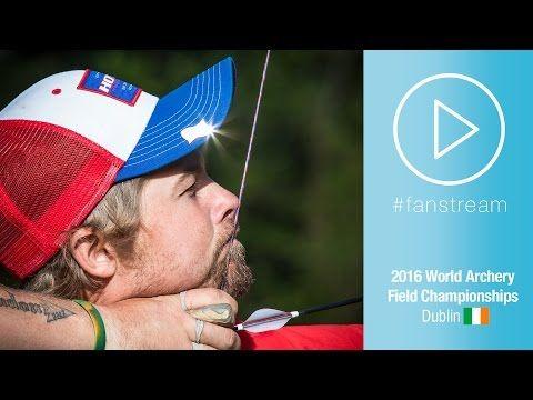 #FanStream: Brady Ellison v Sebastian Rohrberg – Recurve Men's Gold Final | Dublin 2016 - YouTube