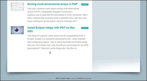 15 Awesome Infinite Scrolling jQuery Plugins