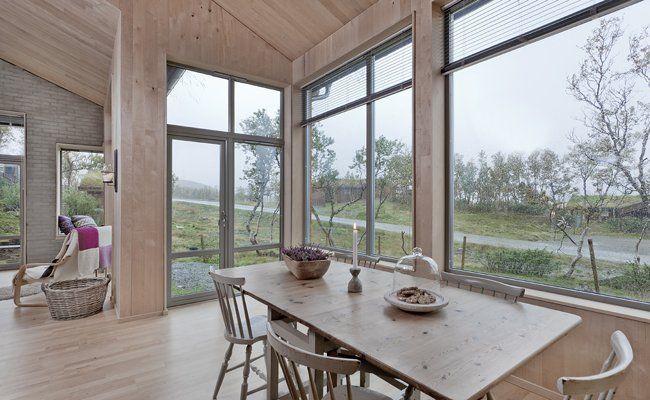 Bilderesultat for nordpeis hytte