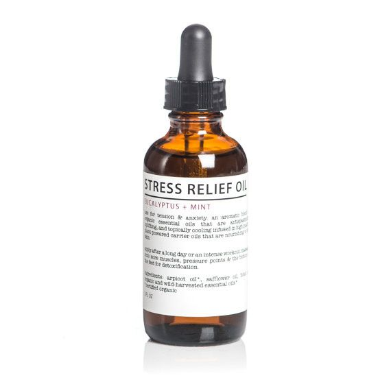 Stress Relief Body Oil