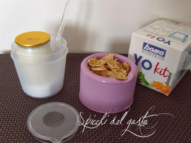 Spicchi del gusto: YOKIT il porta-yogurt che pensa alla tua salute e al tuo benessere