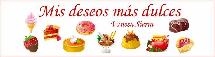 Mis deseos más dulces | Vanesa Sierra       Hojaldre relleno de lemon curd