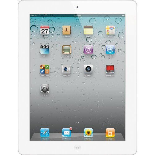 Apple iPad 2 MC980LL/A Tablet (32GB, Wifi, White) 2nd Generation (Certified Refurbished)  http://www.discountbazaaronline.com/2015/06/23/apple-ipad-2-mc980lla-tablet-32gb-wifi-white-2nd-generation-certified-refurbished/