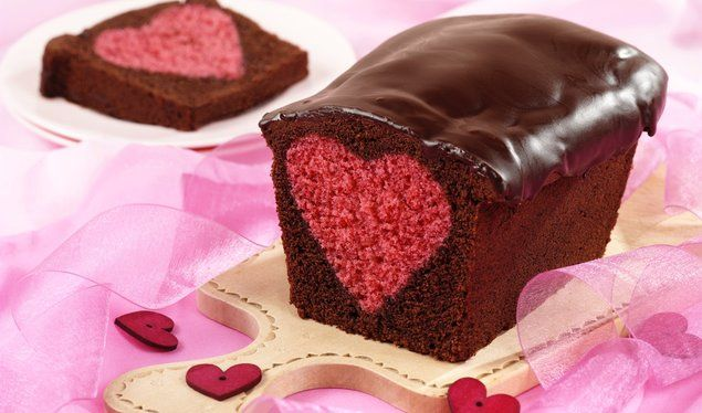 Hearts Desire Surprise Inside Cake - recipe and full instructions on the link