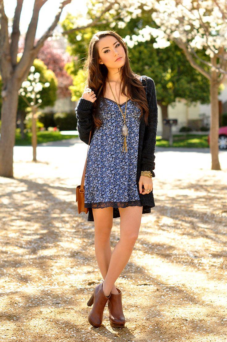 slip dress how to wear