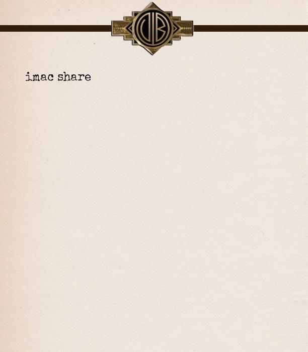 qaqa  Loin omat nimikirjaimeni The Great Gatsby - Kultahattu -monogrammikoneella