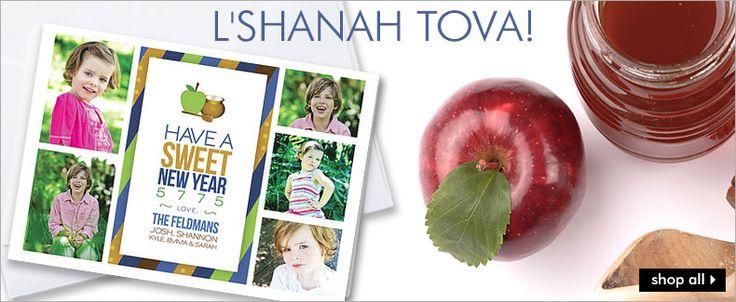 Rosh Hashanah cards and Greetings - Rosh Hashanah 2016 ( Jewish ...