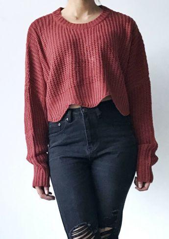Blake Scallop Knit - WILD BILLY   Free Express Shipping, Australia online clothing store, Womens Fashion