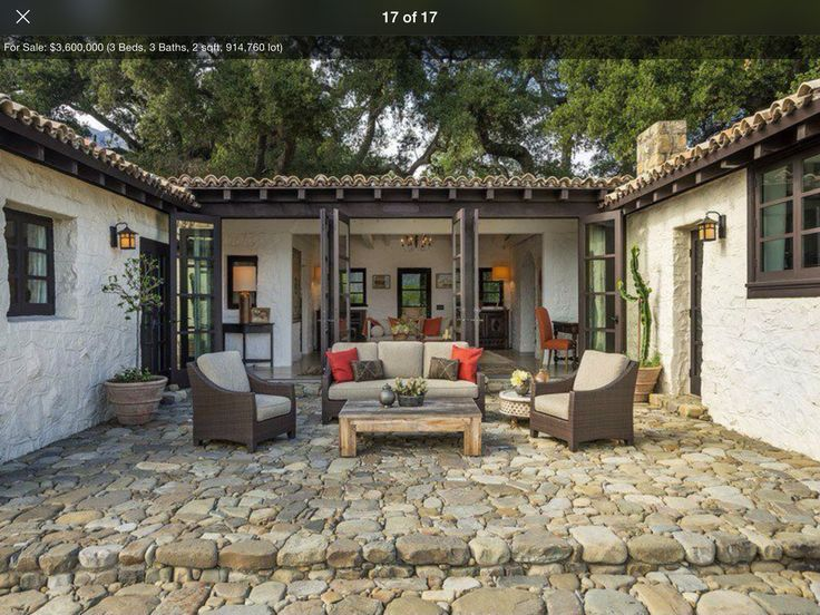 Pin by amanda struss on curb appeal garden yard Spanish style modular homes