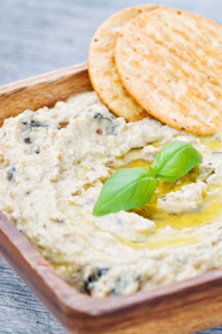 #Epicure Spicy White Bean Dip #vegetarian #meatlessmonday