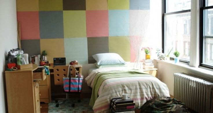 How to Select Proper Wallpapers As Dorm Room Wall Decor