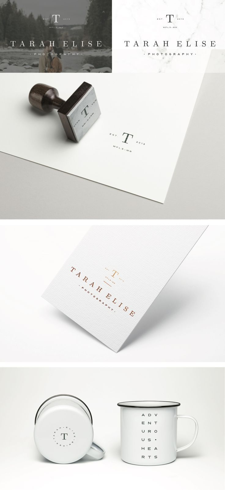 446 best With Grace and Gold | Brand Design images on Pinterest ...