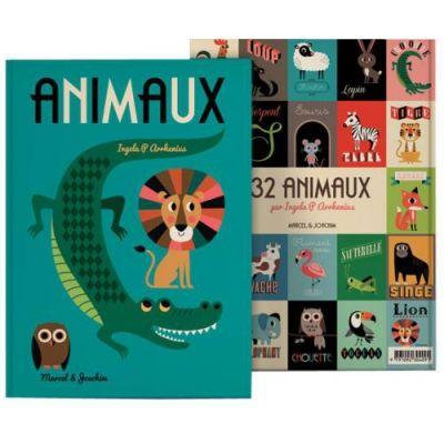 Grand Livre Animaux   MARCEL & JOACHIM #kids