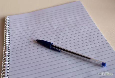 Imagen titulada Write Rap Lyrics Step 3