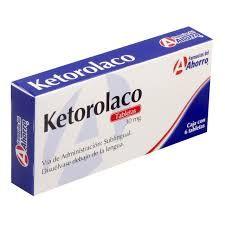 Inhibe la actividad de la ciclooxigenasa, y por tanto la síntesis de prostaglandinas. FF: Tabletas Via d'administració: sublingual