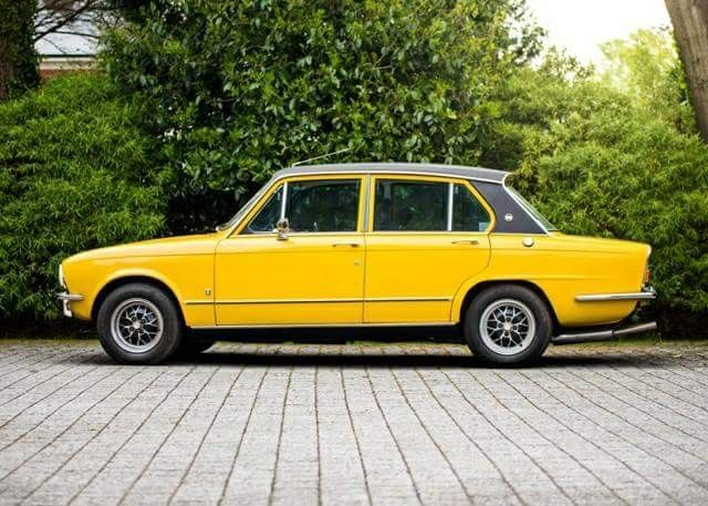 1978 Triumph Dolomite Sprint (published by Mr. Peter Vos on Facebook)
