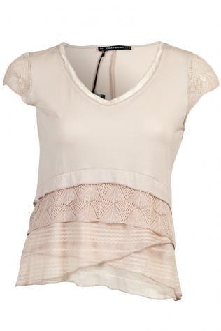 Mado   Mado Top Powder Pink Womenswear