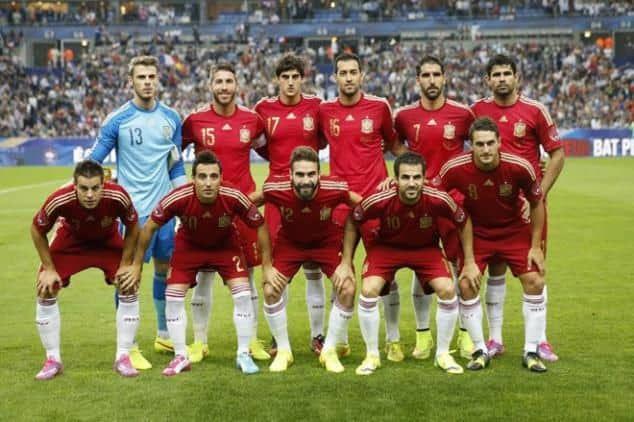 Spanyol adalah tim yang paling punya kans untuk meraih Piala Eropa 2016