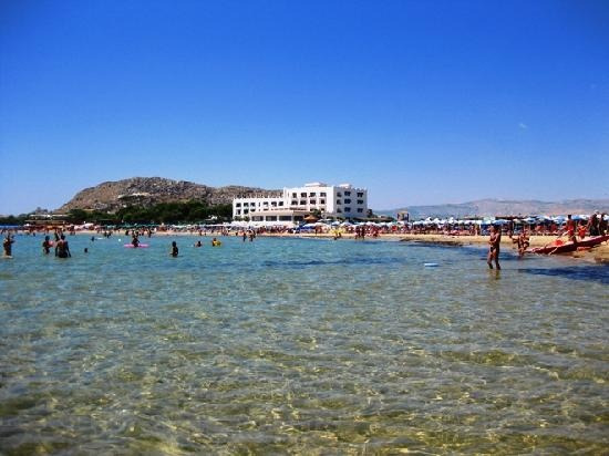 vista panoramica. Licata, Sicily.