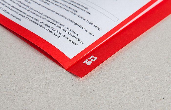 Schouwburg Kortrijk - Formulier | by Skinn Branding Agency