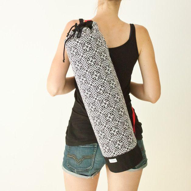 Yoga Mats & Equipment – Yoga mat cover – Morocco – a unique product by Joanka-z on DaWanda