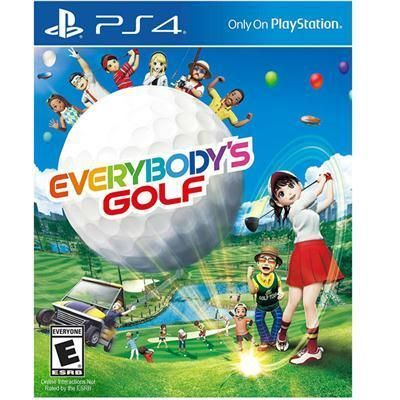 Everybody's Golf Ps4  #WORLDWIDE× #Accessories #small #Discount #Share #PC #PS #Xbox #indie #PS2